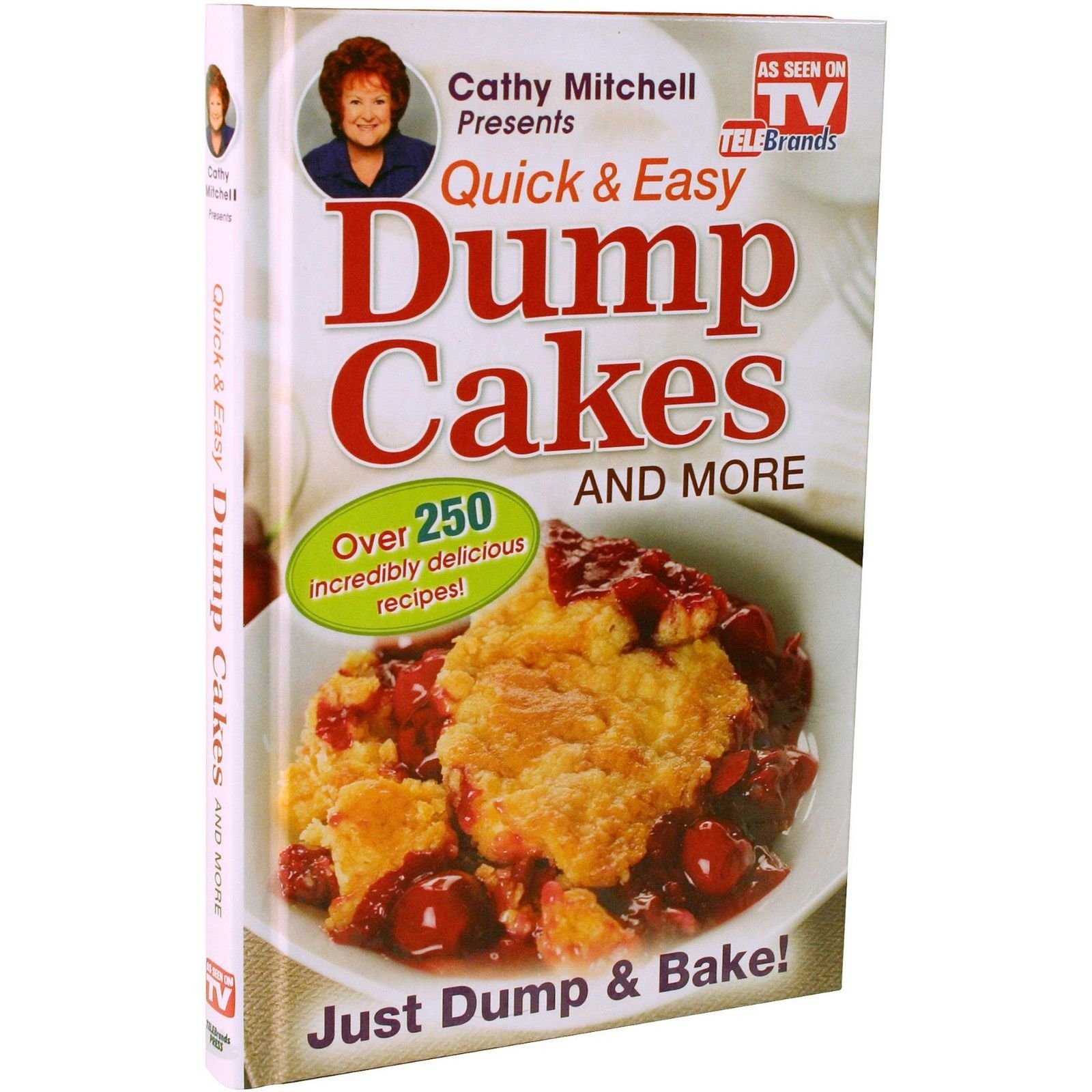 Quick Easy Dump Cakes More product image