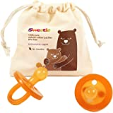 Amazon.com : The UMMY: BPA-Free 100% Natural Rubber Pacifier ...