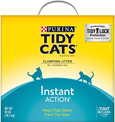 Odor Control Cat Litter