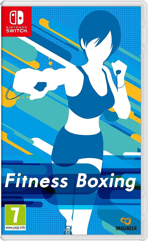 Switch Fitness Boxing: Amazon.es: Videojuegos