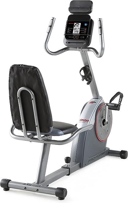 ProForm Bicicleta estática reclinada New 310 CSX: Amazon.es ...