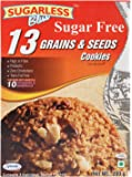Sugarless Bliss Grains and Seeds Cookies, 200g