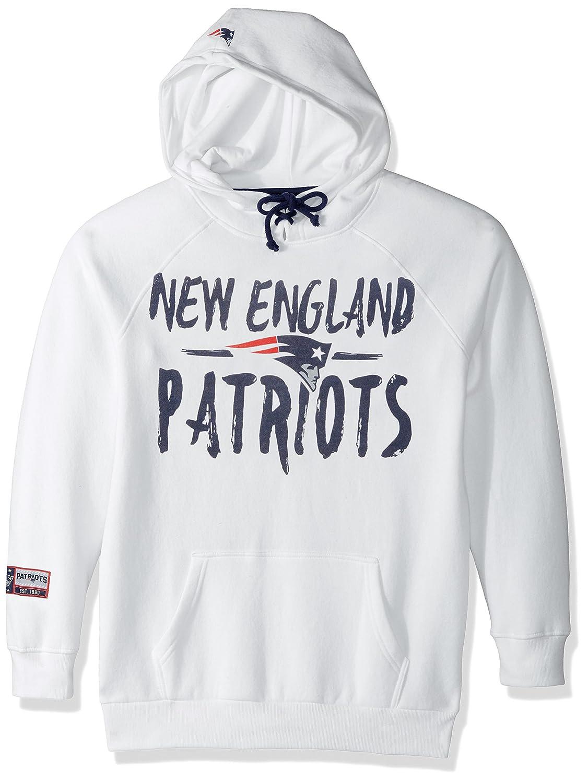 Icer Brands NFL Womens Fleece Hoodie Pullover Sweatshirt Tie Neck ... ec98b35b3