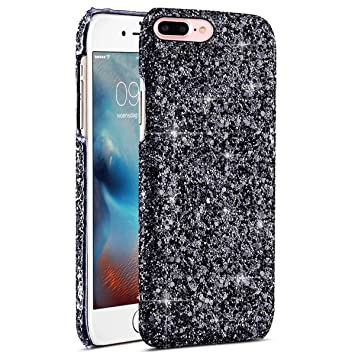 EINFFHO Carcasa iPhone 7 Plus, Funda iPhone 8 Plus, Lujo de ...