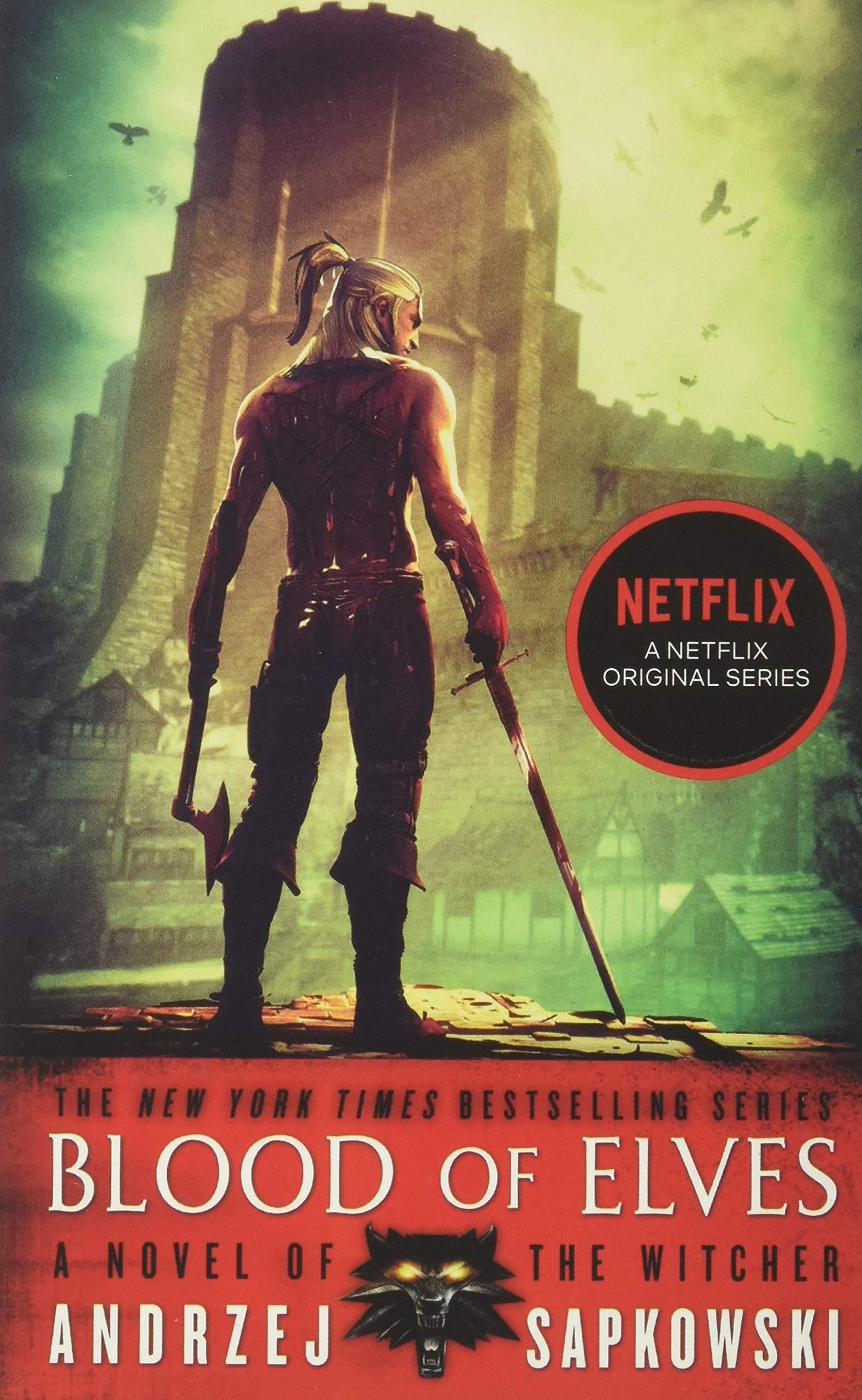 Amazon.com: Blood of Elves: 9780316029193: Sapkowski, Andrzej: Books