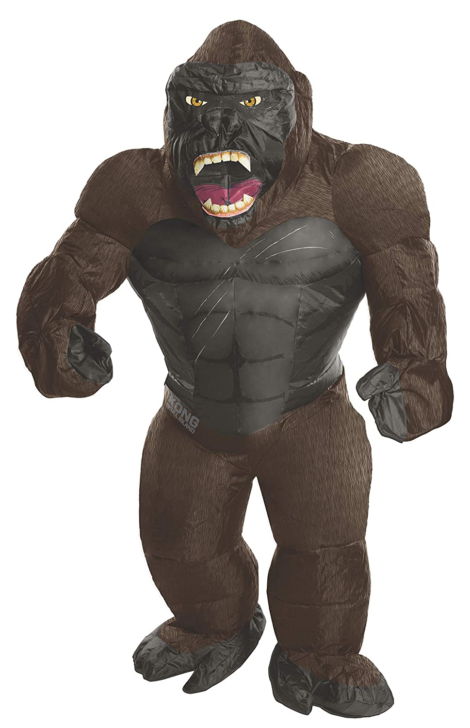 Inc Adult Inflatable King Kong Fancy Dress Costume Standard: Amazon.es: Juguetes y juegos