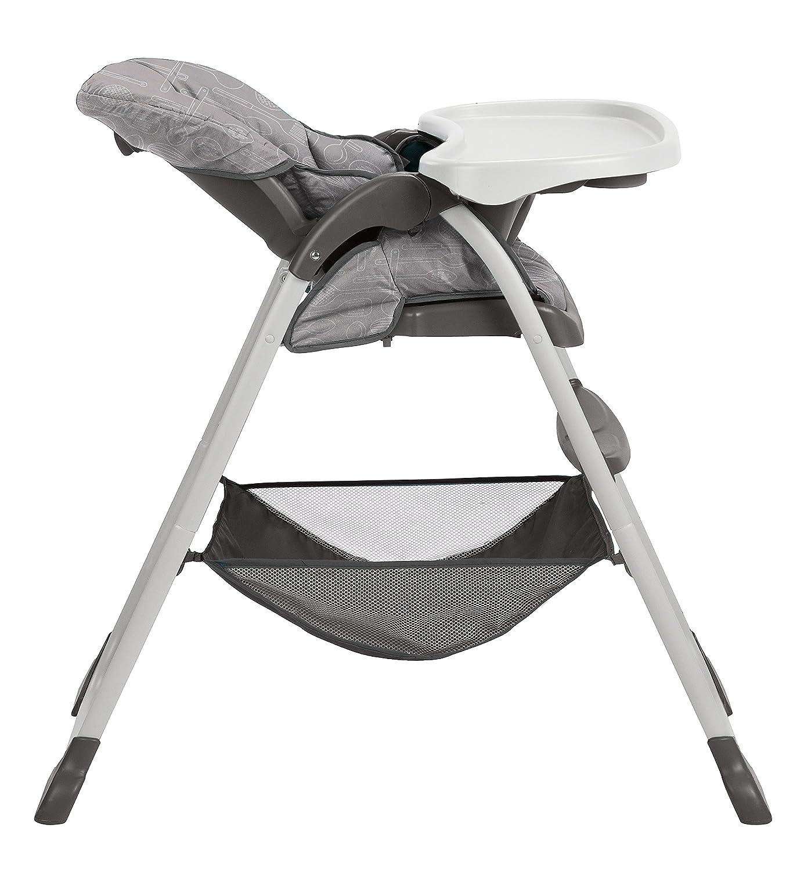 Amazon Graco Slim Snacker High Chair Whisk Baby