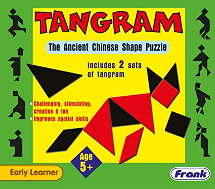Frank Tangram Puzzle For 5 Year Old Kids And Above