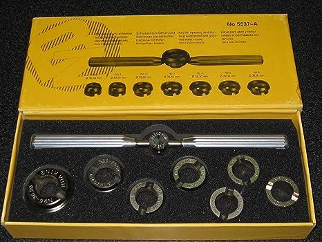 Amazon.com: 7 Watch Case Opener for Rolex Datejust, Submariner, Deepsea Ybox: Watches