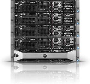 Dell PowerEdge R710 Server 2X X5660 12 Cores 32GB PERC6i 2X 1.2TB SAS (Renewed)