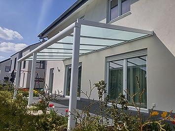 fonteyn toit de terrasseterrasse toit classico s 4000 x 2500 mm en aluminium avec