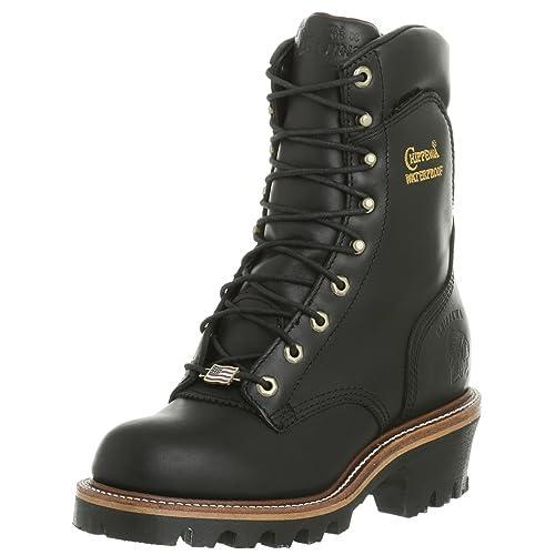 21beb25fe0c6d Chippewa Men's Super Logger Boot