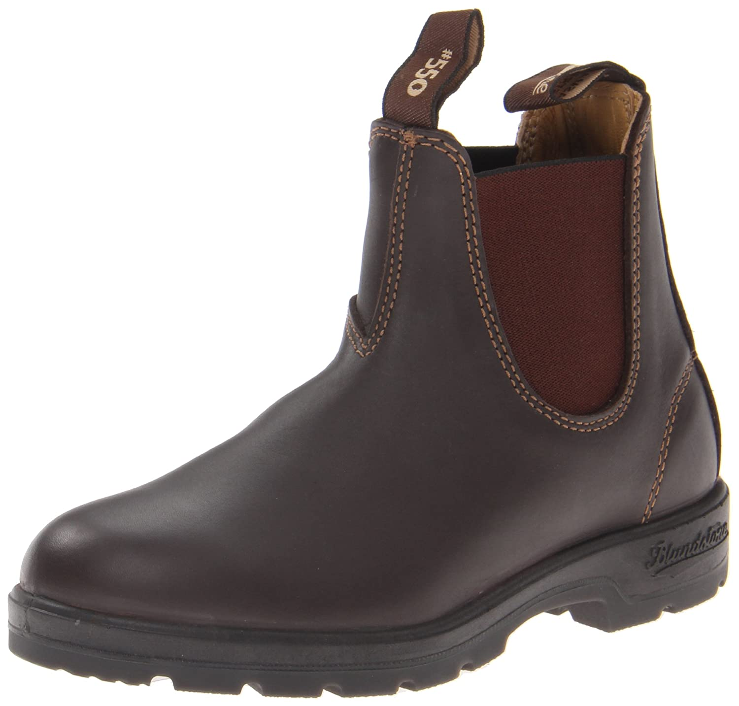 Blundstone Unisex Super 550 Series Boot B000Y04YZS 8 UK/9 M US/11 B(M) US|Walnut
