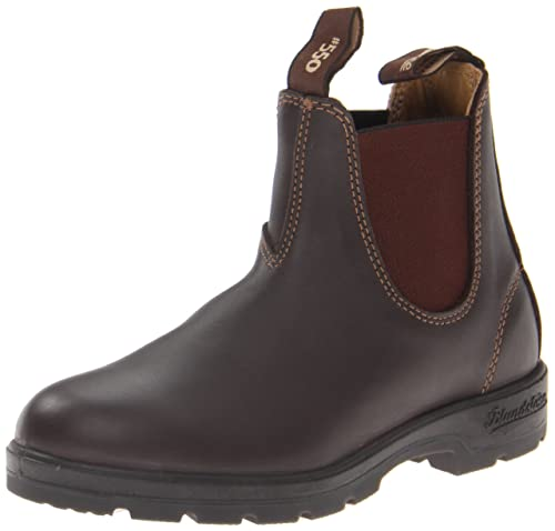 Blundstone Classic Comfort 550, Unisex Adults Chelsea Boots, Brown (Brown),  4