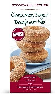 product image for Stonewall Kitchen Gluten-free Cinnamon Sugar Doughnut Mix, 18 Ounces