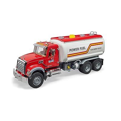 Mack Granite Tanker Truck: Toys & Games