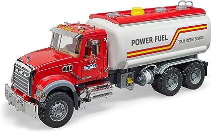 Amazon.com: Mack Granite Tanker Truck: Toys & Games