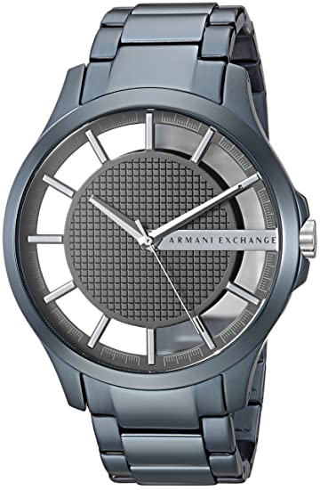 c2fb17b9110 Buy Armani Exchange Analog Grey Dial Men s Watch - AX2401 Online at Low  Prices in India - Amazon.in