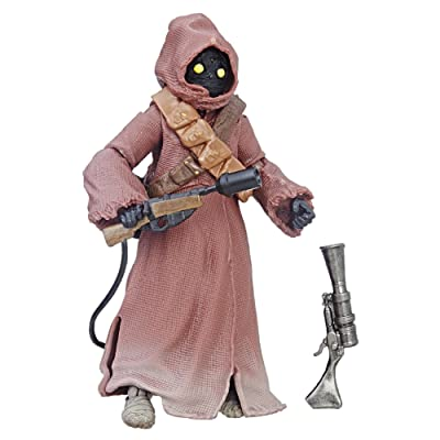 Star Wars The Black Series 40th Anniversary Jawa, 6-inch: Toys & Games