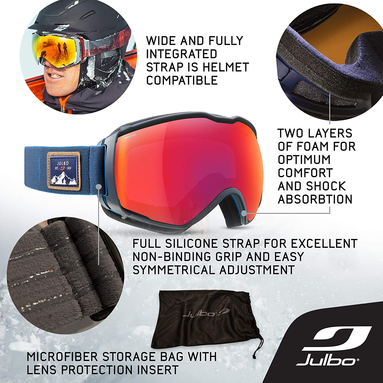 Julbo Aerospace Lunettes de Ski Mixte