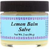 WiseWays Herbals: Salves for Natural Skin Care, Lemon Balm Salve 2 oz