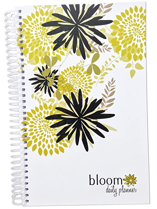 bloom daily planners 2018 calendar year desk or wall calendar january 2018 through december 2018
