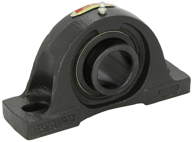 "Sealmaster NP-24T  1 1//2/""  2 bolt Pillow block bearing  locking Collar"