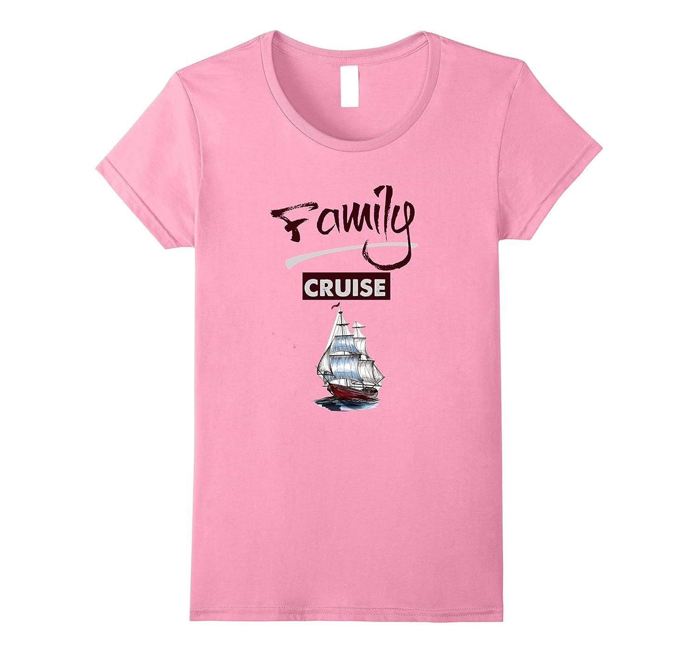 Family Cruise Vacation Shirt, Vacation Summer Gifts T-shirt