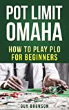 POT LIMIT OMAHA: The Ultimate Guide To This Fun Game (pot limit omaha, plo, pot limit omaha books, pot limit omaha strategy, poker, poker math) (English Edition)