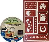 Over N Over Stencil, Irish & St. Patrick's Day