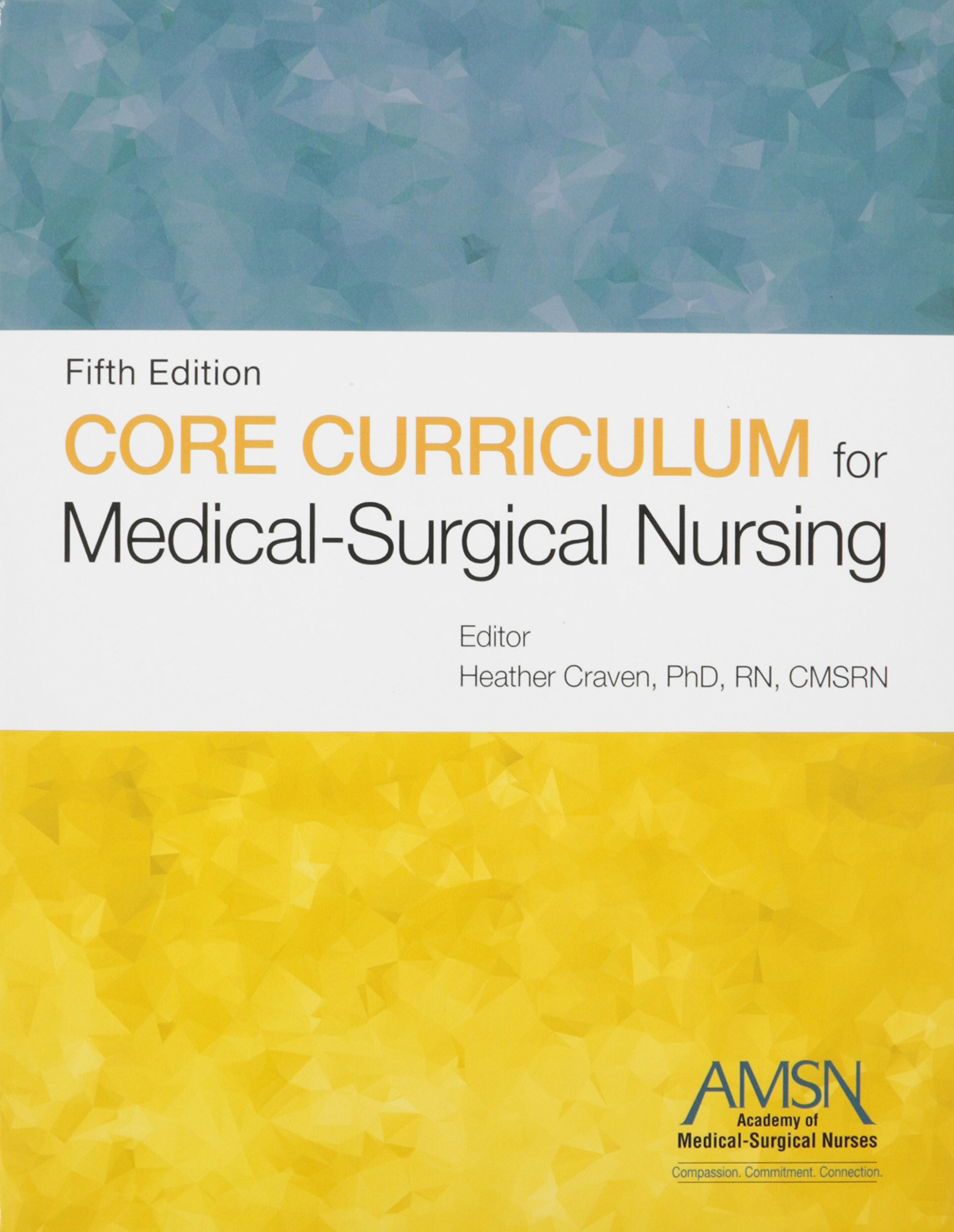 Core Curriculum for Medical-Surgical Nursing by Academy of Medical Surgical Nursing