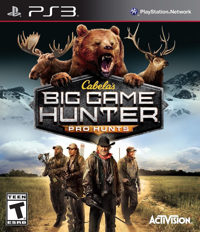 Amazon com: Cabelas: Big Game Hunter Pro Hunts - PlayStation 3