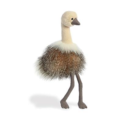 "Aurora - Luxe Boutique - 13"" Sadira Ostrich: Toys & Games"