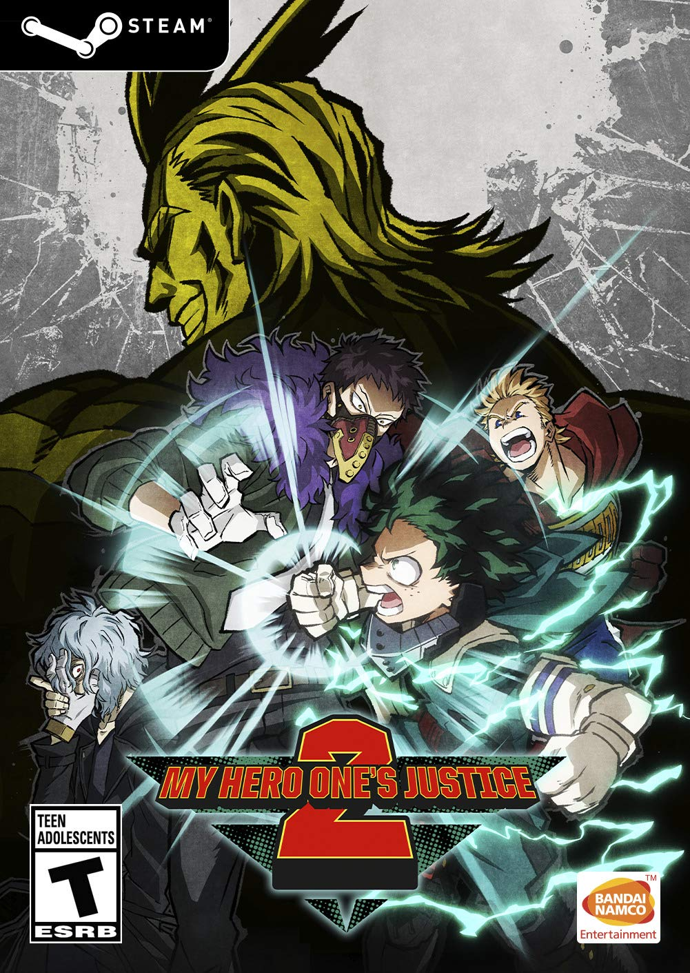 My Hero One's Justice 2 Standard Edition - PC [Online Game Code]