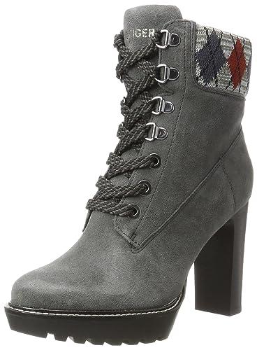 Tommy Hilfiger Damen I1285leen 18b1 Chukka Boots