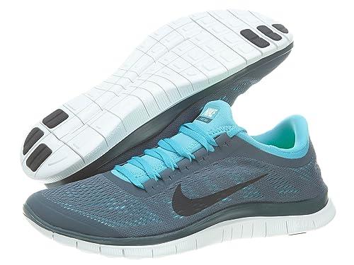Nike Free Run 2 zapatos para correr hombre gris blanco Teal