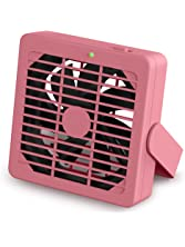 Fred & Friends Fred Little Big Fan USB, Pink