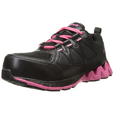 Reebok Work Women's Zigkick RB330 EH Athletic Safety Shoe: Shoes