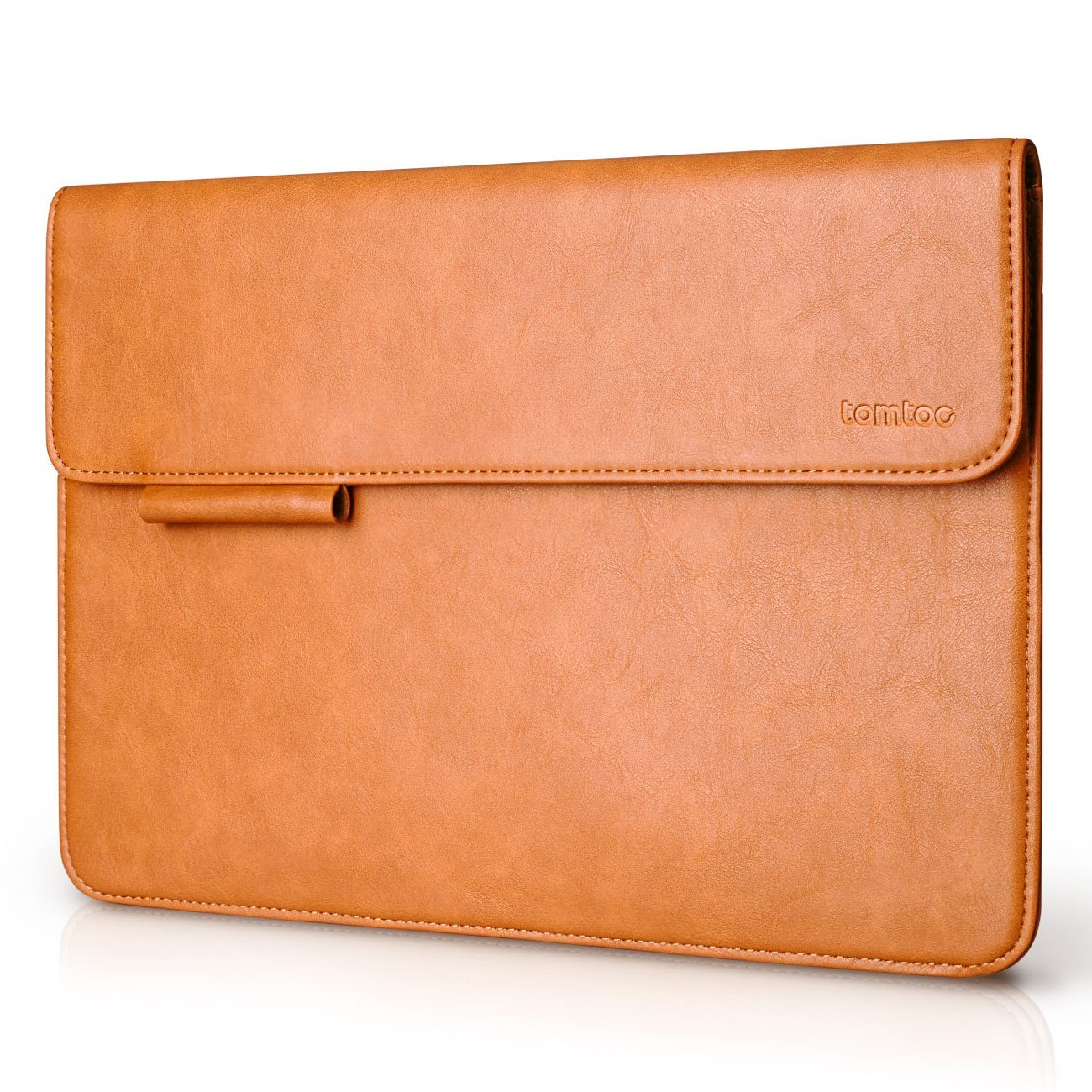 Pro 3 tablet sleeve case slim wallet pu leather protective skin pouch - Amazon Com Back To School Tomtoc Pu Leather New Surface Pro 2017 Surface Pro 4 3 Sleeve Case Cover Ultra Slim Laptop Tablet Protective Bag With