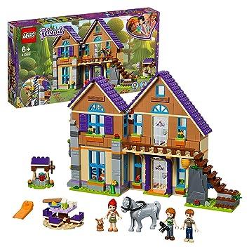 Lego Jeu De Construction Maison Friends Mia La 41369 QCsdBthrxo