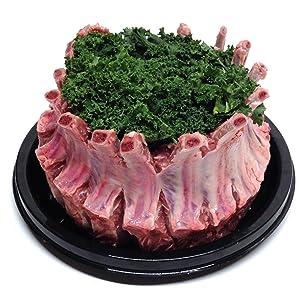 All Natural Pork Loin Crown Rib Roast