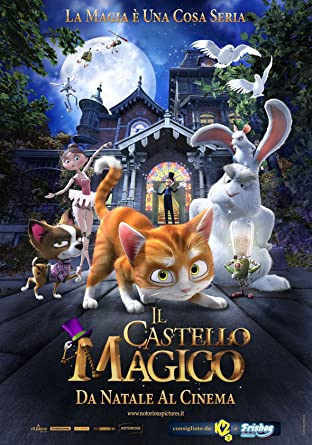 Il castello magico: amazon.it: cartoni animati: film e tv