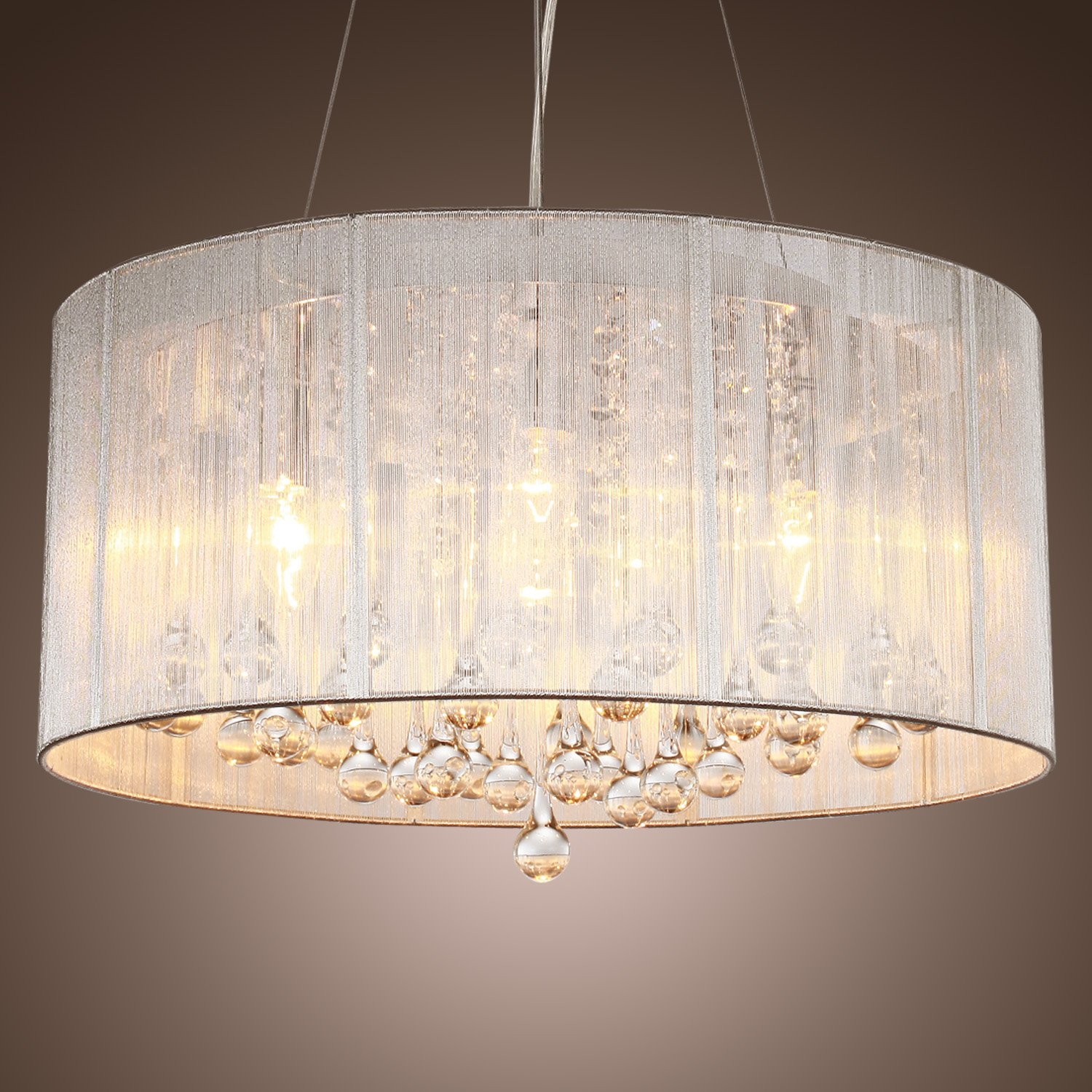 shades ceiling view shade glass lights uk for chandeliers resp clear laura invt large chandelier capri ashley