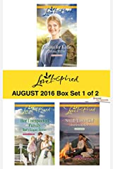 Harlequin Love Inspired August 2016 - Box Set 1 of 2: An Anthology Kindle Edition