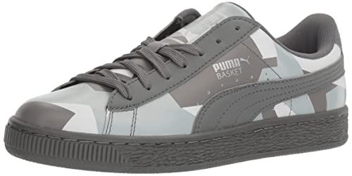 Image Unavailable. Image not available for. Colour  PUMA Men s Basket  Classic Graphic Fashion Sneaker ... 3970ee0be