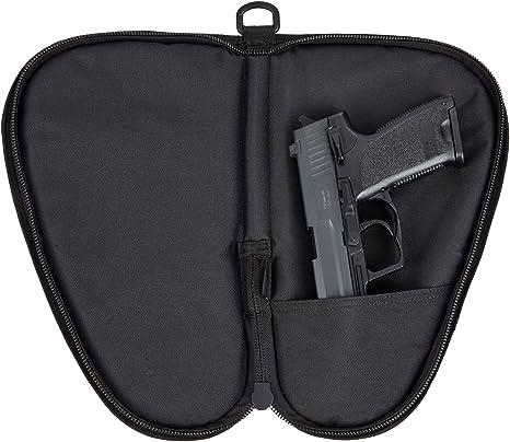 Black Snake Sac pour pistolet avec poche ext/érieure verrouillable XL Noir