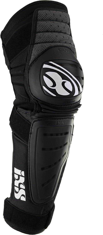 Size: M Leg Protector IXS Cleaver Knee//Shin Guards Black