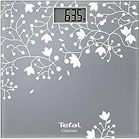 Tefal PP1140V0 Pèse-personne Classic Argent/Décor Capacité Maximum 160 kg