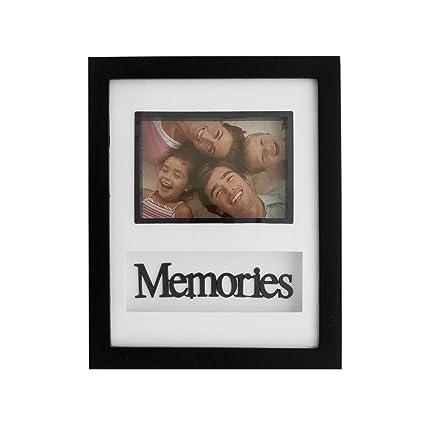 Amazon.com - Kole Imports OF536 Memories Black & White Photo Frame -