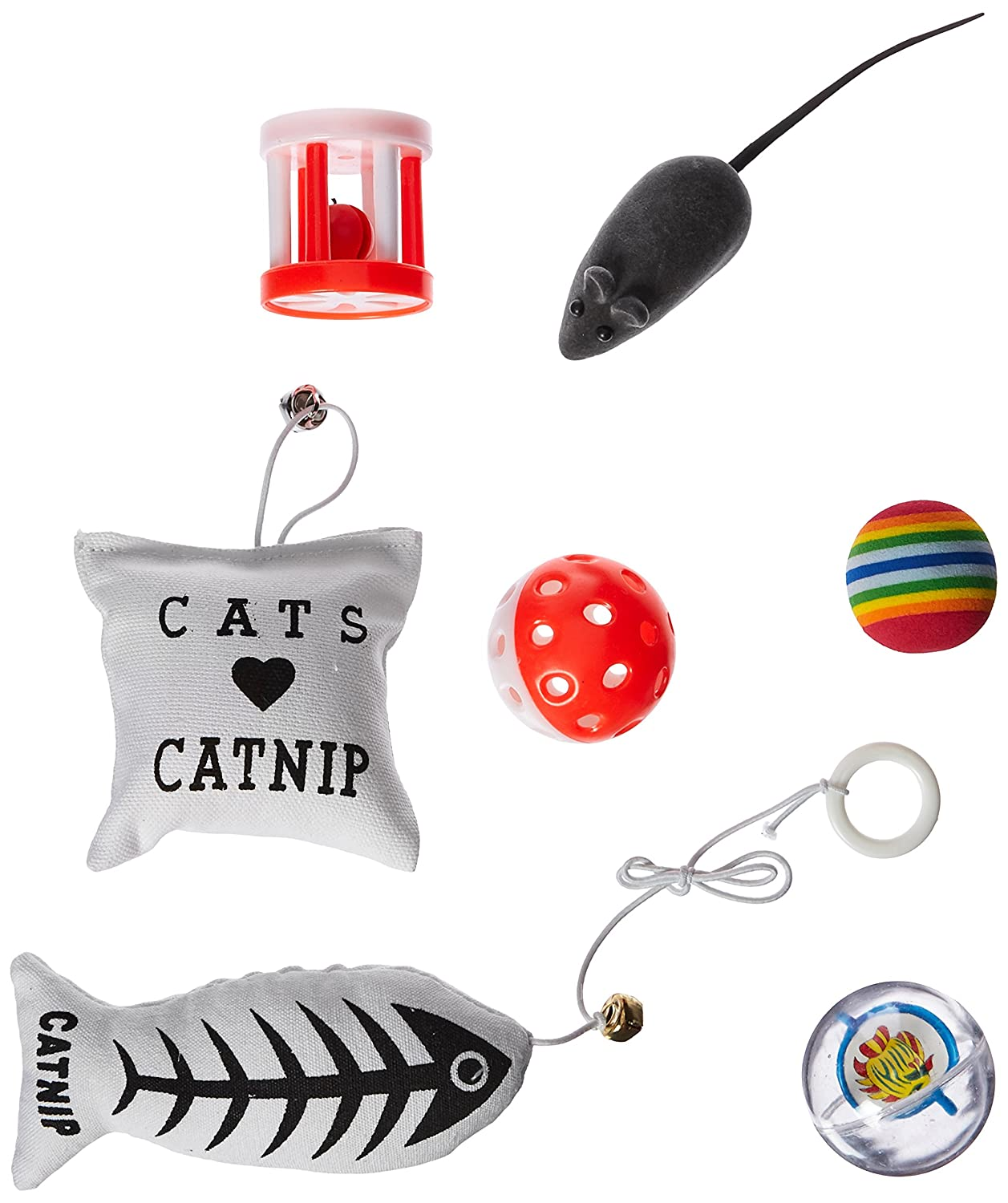 Kole Imports Cat Toys Set Just...